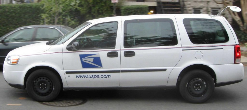 US Post Office Delivery Timing