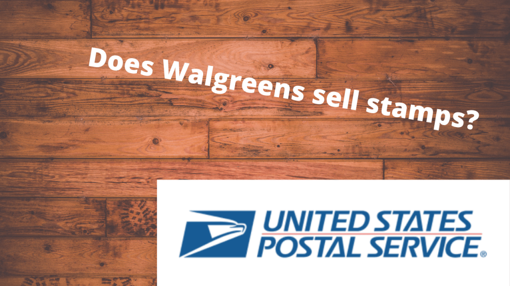 Does Walgreens sell stamps (1)