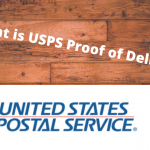 What is USPS Proof of Delivery (1)