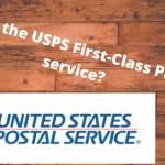 What is the USPS First-Class Package service (1)